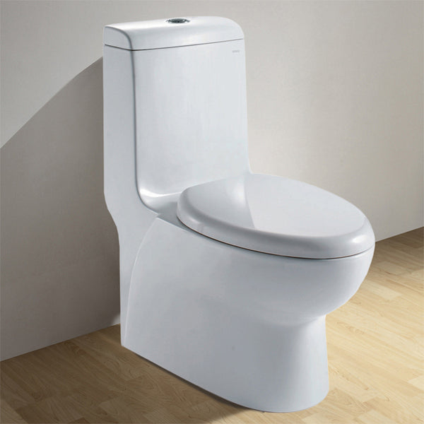 ARIEL Royal CO-1038 Toilet with Dual Flush - Mega Supply Store - 1