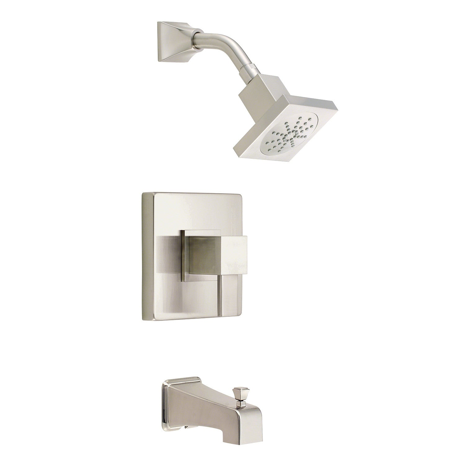 Danze D500033BNT Nickel Tub and Shower Trim Package – Mega Supply Store