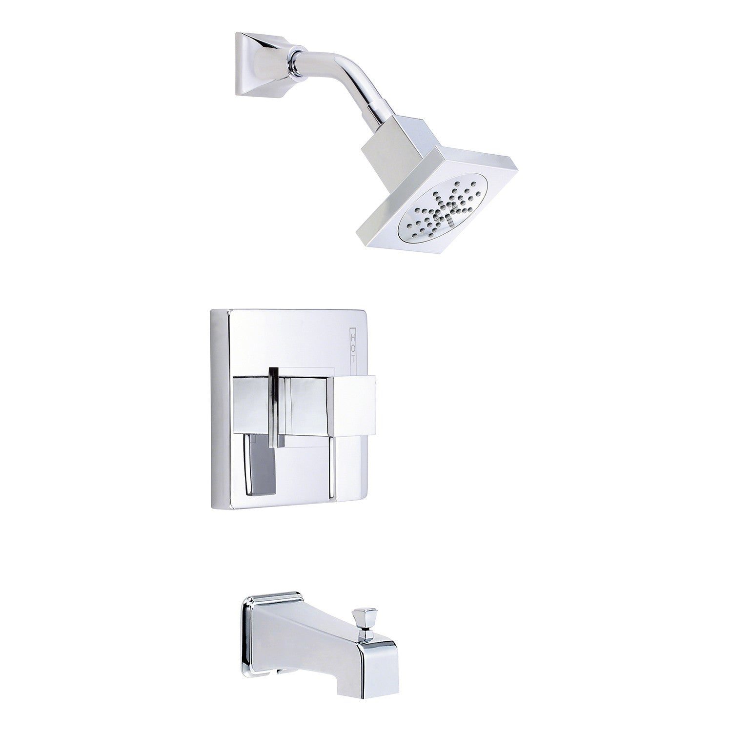 Danze D500033T Tub and Shower Trim Package with Shower Head – Mega ...