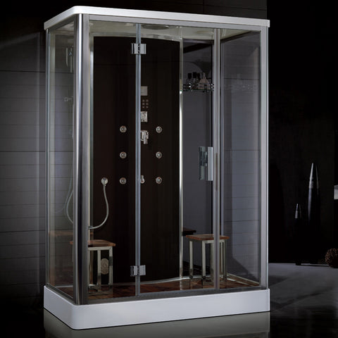 ARIEL Platinum DZ956F8 Steam Shower - Mega Supply Store - 1