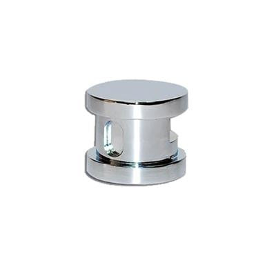 SteamSpa G-SHCHROME Steamhead with Aromatherapy Reservoir in Chrome - Mega Supply Store