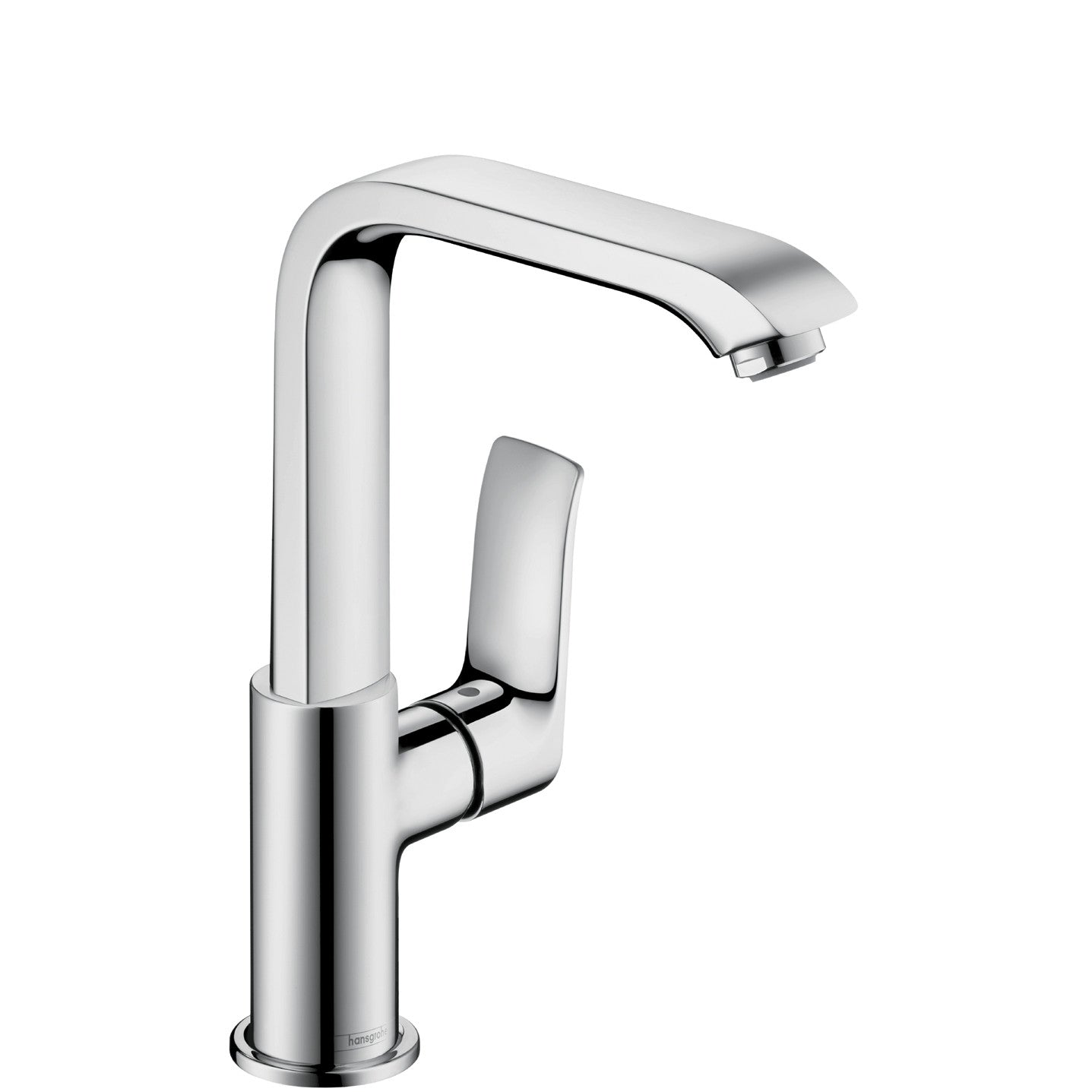 hansgrohe bathroom faucet. Hansgrohe 31087001 Chrome Metris Bathroom Faucet Single Hole with  Side Lever Handle