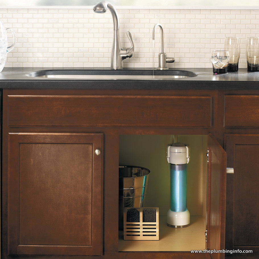 Hansgrohe talis s bathroom faucet -  Hansgrohe 04301800 Steel Optik Talis S Cold Only Beverage Faucet Mega Supply Store 3