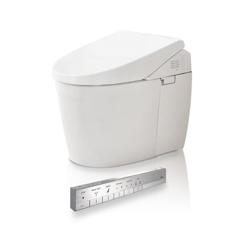 OPEN BOX: TOTO MS982CUMG#01 Neorest 550H Dual Flush Contemporary Toilet