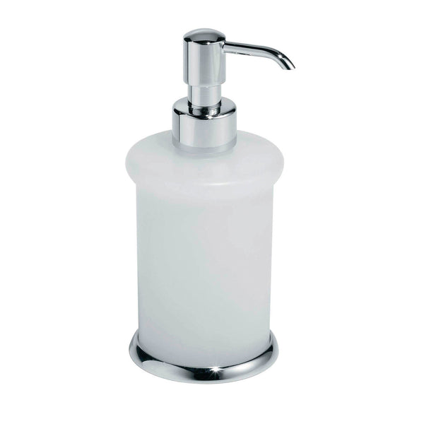 Artos L-15CH Lulay Free Standing Soap Dispenser in Chrome - Mega Supply Store