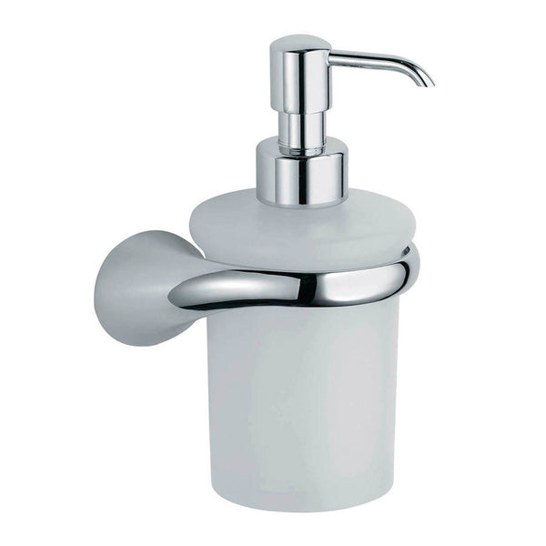 Artos L-16CH Lulay Soap Dispenser and Holder in Chrome - Mega Supply Store