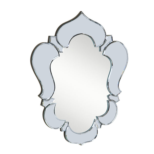 "Elegant Lighting MR-2008C Mirror 20.7"" x 1"" x 25.6"" H Clear, Venetian Collection - Mega Supply Store"