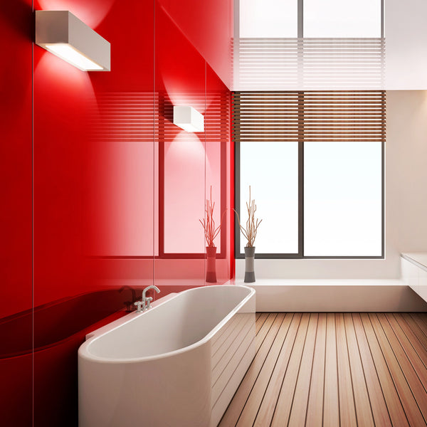 Samples AluSplash Backsplash - Multi-Color Lustrolite® Based Interior Acrylic Wall Panels - Mega Supply Store - 1