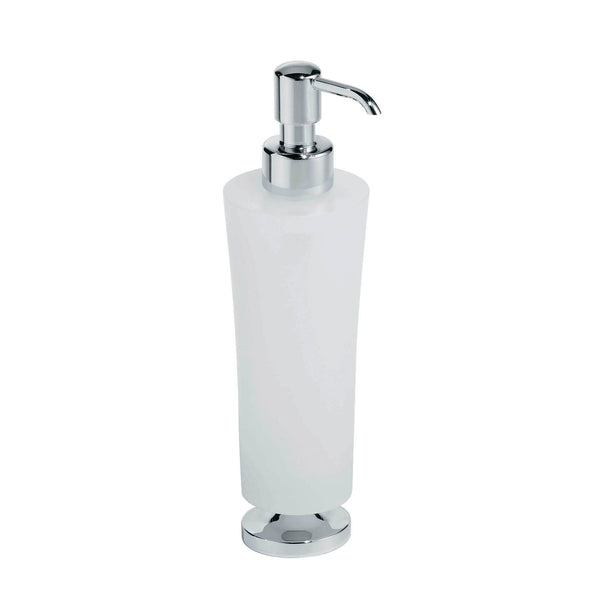 Artos S-15CH Silaro Free Standing Dispenser in Chrome - Mega Supply Store