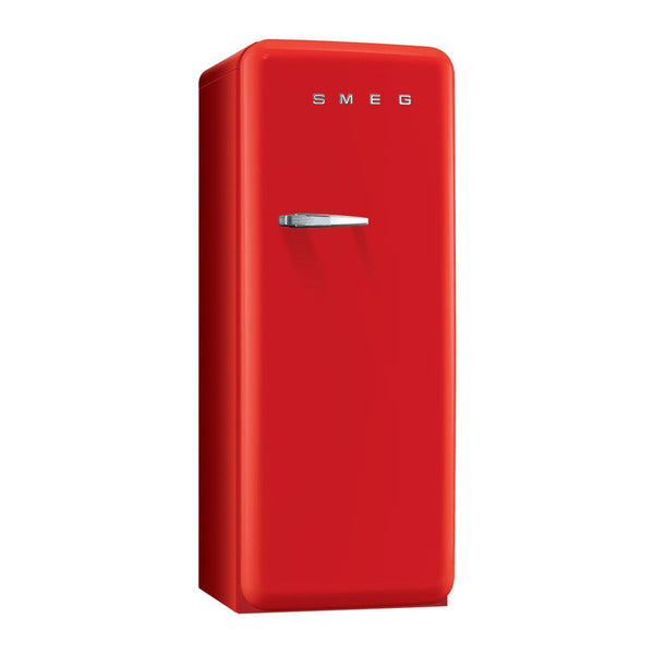 Smeg FAB28URDR1 50s Style Refrigerator With Freezer Compartment - Mega Supply Store - 1