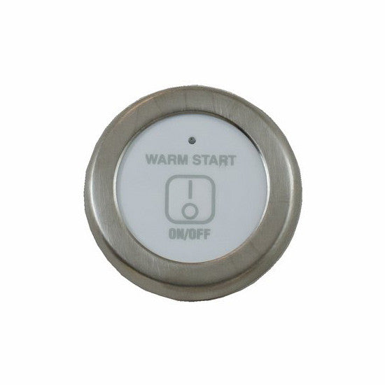 Amerec Warm Start On/Off Control Switch - Polished Brass - Mega Supply Store