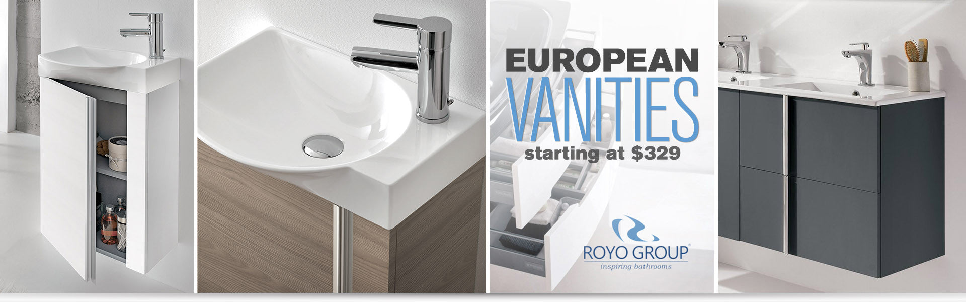 Royo Vanities at Mega Supply Store