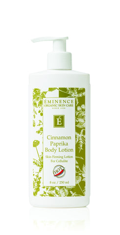 Cinnamon Paprika Body Lotion (Hot!)