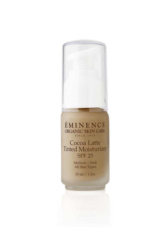 Cocoa Latte Tinted Moisturizer SPF 25 (medium to dark)