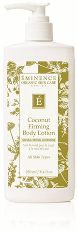 Coconut Skin Firming Body Lotion