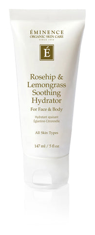 Rosehip & Lemongrass Soothing Hydrator for Face & Body