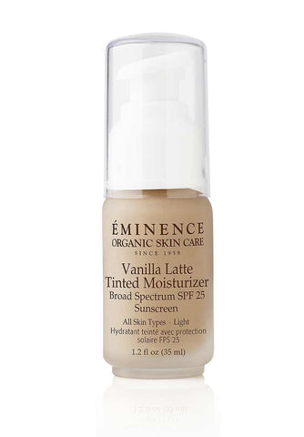 Vanilla Latte Tinted Moisturizer SPF 25 (light)