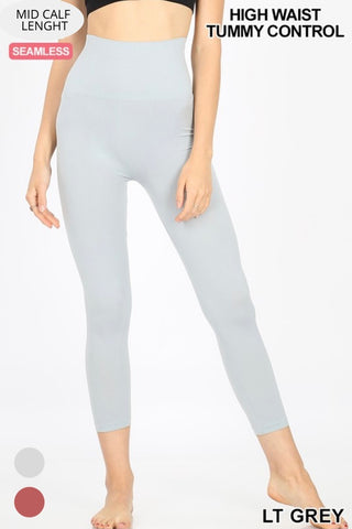 Basics Collection: Tummy Control Leggings