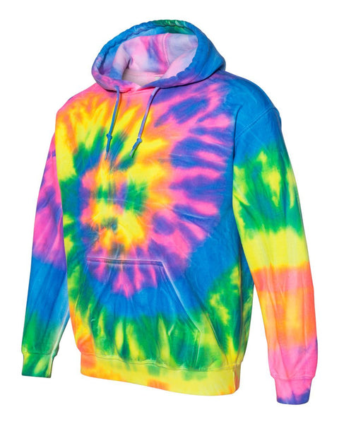 Multi-color Spiral Unisex Sweatshirt