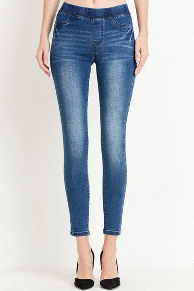 Pull on Skinny Jeans