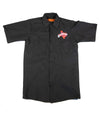 Official The Texas Bucket List Button Up - Black