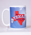 The Official Texas Bucket List - State Flag Mug