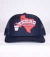 The Texas Bucket List Official Cap - Navy