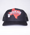 The Texas Bucket List Official Cap - Black