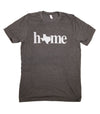 Home T-Shirt - Dark Gray