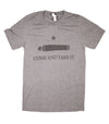 Come And Take It T-Shirt - Gray
