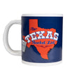 Official The Texas Bucket List JUMBO Coffee Mug