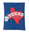 Official The Texas Bucket List Blanket
