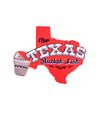 Texas Bucket List Patch