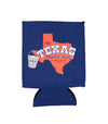 The Texas Bucket List Official Koozie
