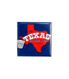 The Texas Bucket List Official Magnet