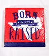 SLANT Texas Born Napkins