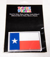 Texas Flag Decals