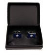 Texas' First Flag Cufflinks