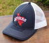 The Texas Bucket List Official Cap - Navy & White