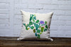 Texas Cactus Pillow