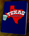 The Texas Bucket List Playing Cards