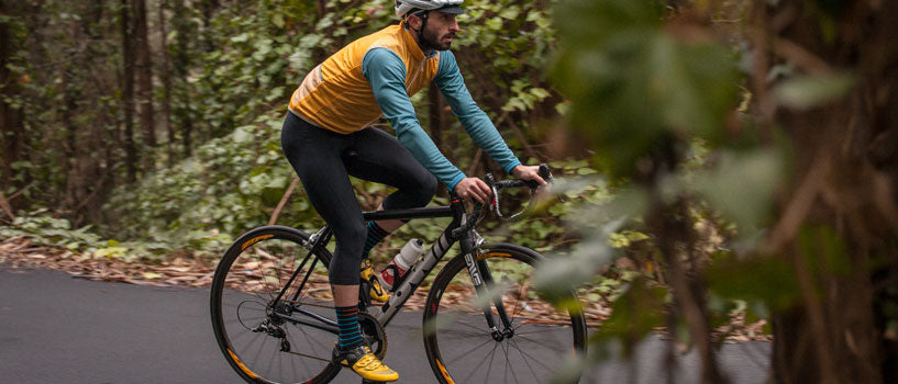 Ornot Golden Vest Grayskull Jersey Thermal Knickers Bike Rumor Review