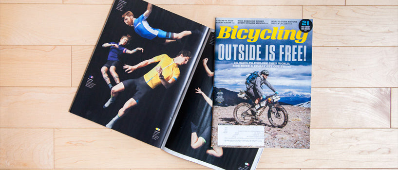 724ba6b53a1 Bicycling Magazine - 12 New Cycling Kits That Will Make You a Believer in   NewKitDay by The Editors of Bicycling. Gear Patrol - Putting The Season s  Best ...