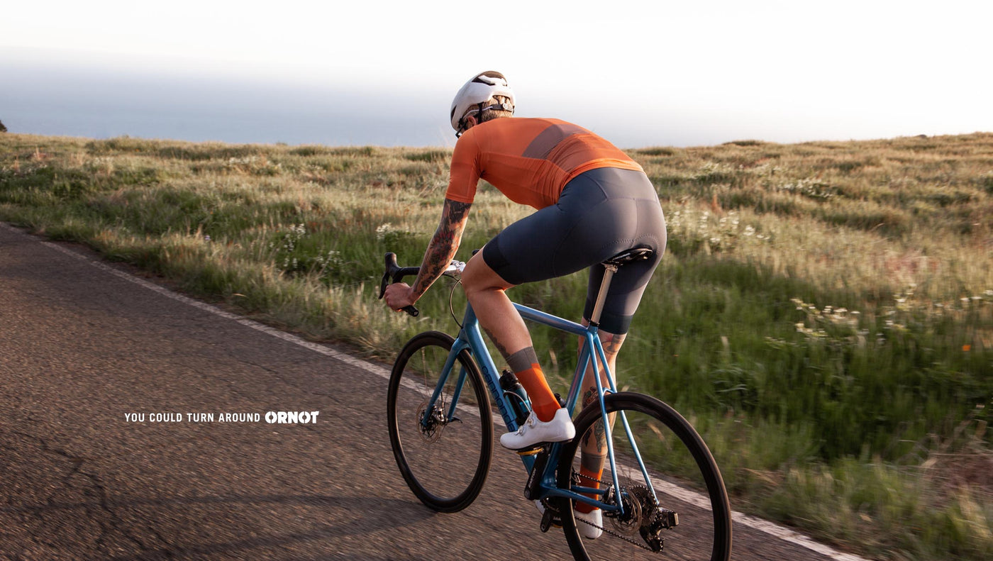 3aa28bf5e1e Ornot Bike - Minimally Branded Cycling Apparel - Made in the USA.