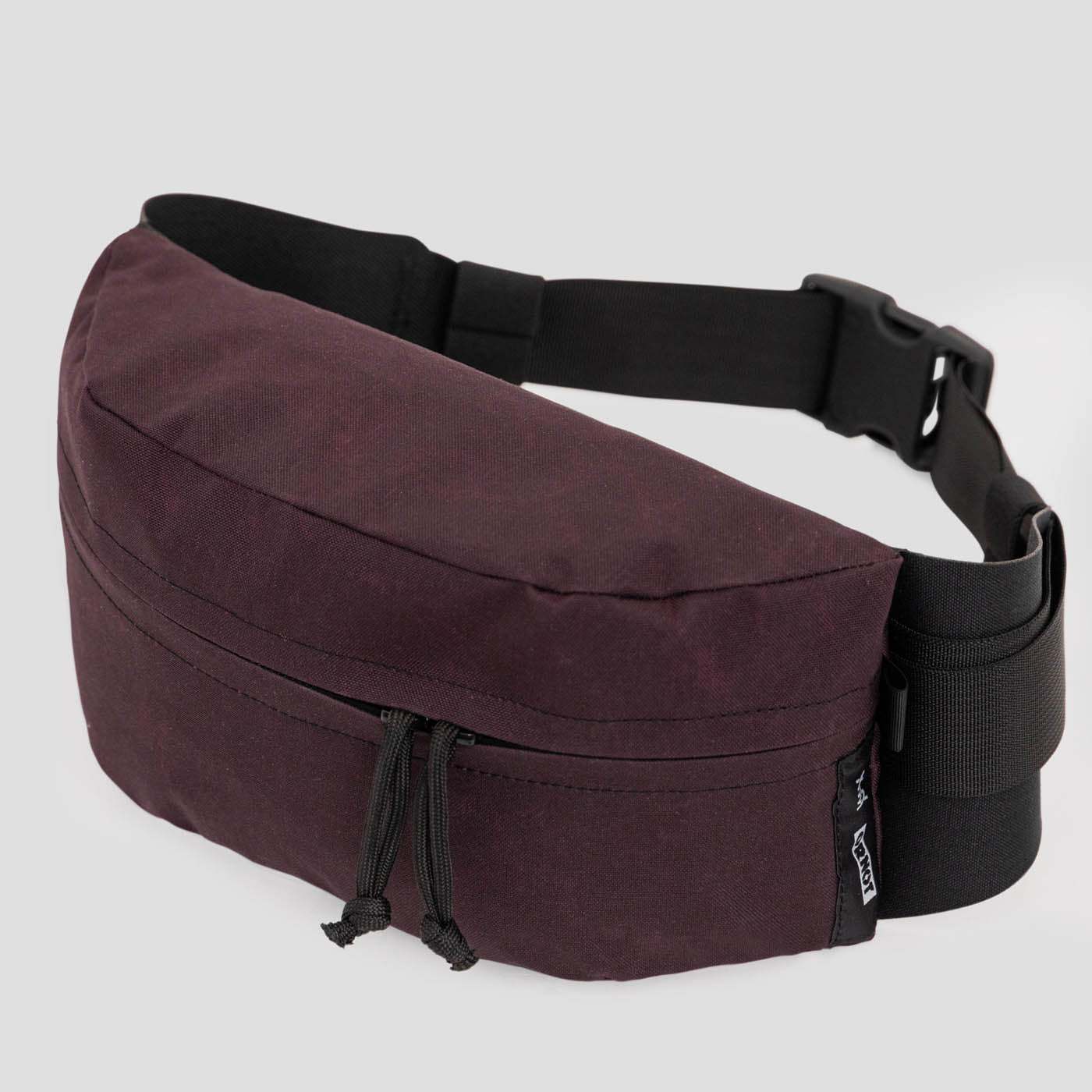 Hip Pack - Burgundy