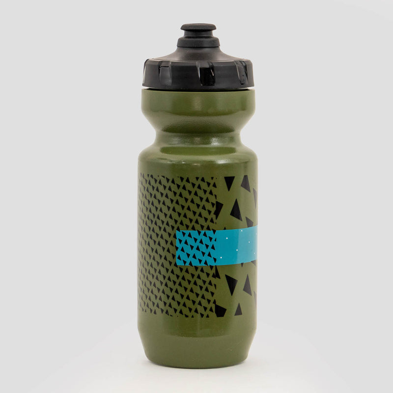 Black Moss Bow Tie Bottle - 22oz