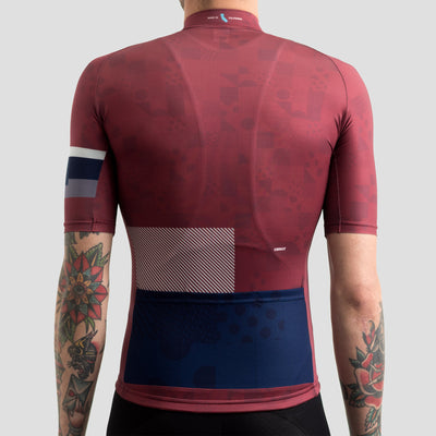 Code Burgundy - House Jersey