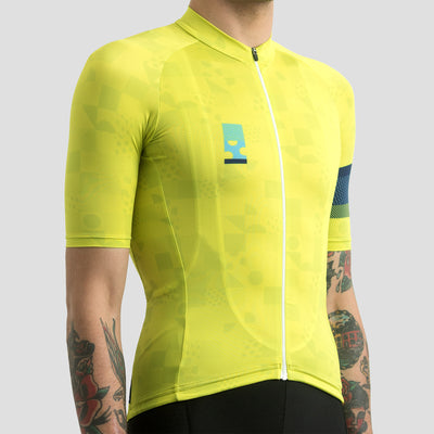 Code Citron - House Jersey