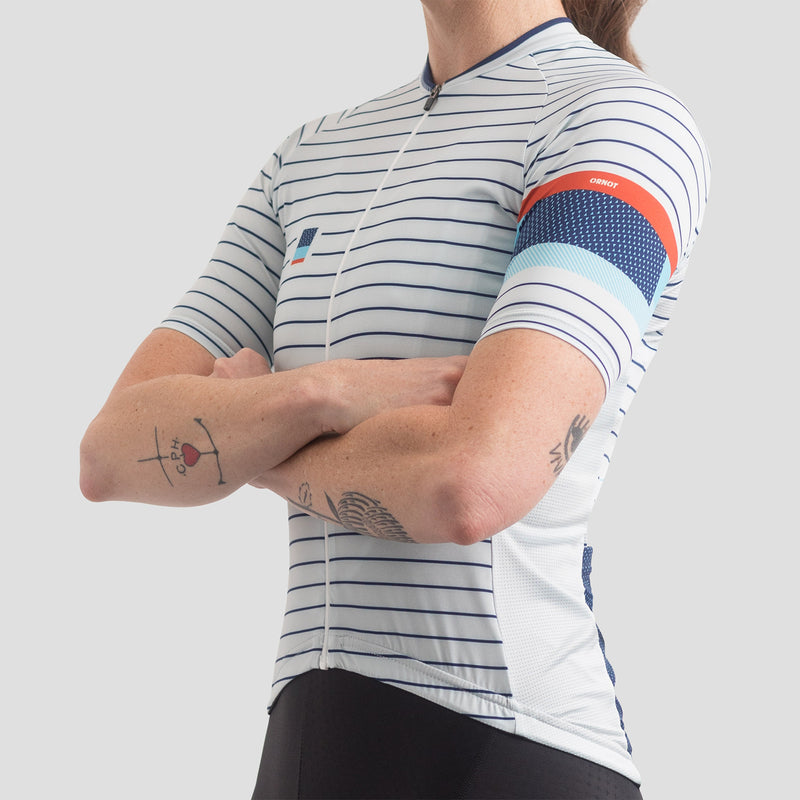 Womens Navy Line - House Jersey