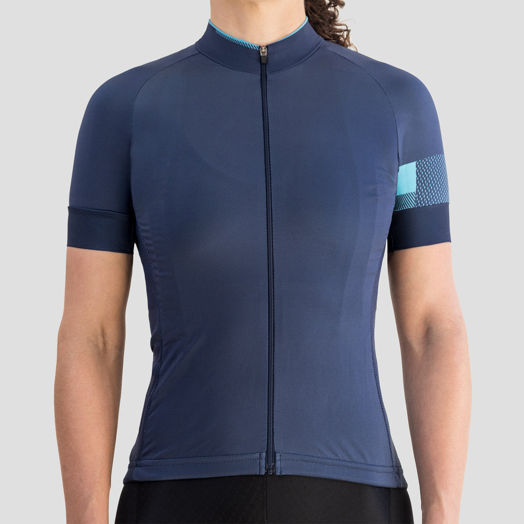 Women's District Navy - House Jersey